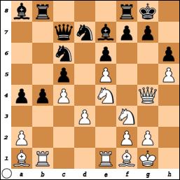Grischuk - Gelfand Candidates 1